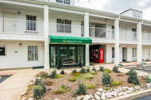 Exterior view - Quality Inn Jasper