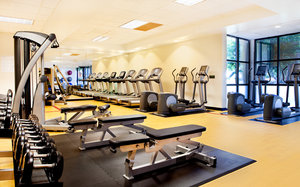 Fitness/ Exercise Room - Sheraton Crescent Hotel Phoenix