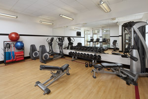 Fitness/ Exercise Room - Sheraton Hotel Northbrook