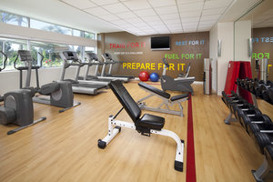 Fitness/ Exercise Room - Sheraton Hotel Airport Ontario