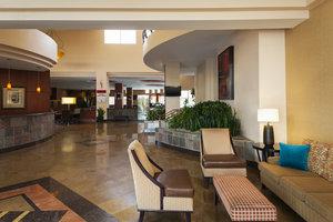 Lobby - Sheraton Hotel Tempe