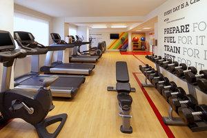 Fitness/ Exercise Room - Sheraton Hotel Fairplex Pomona