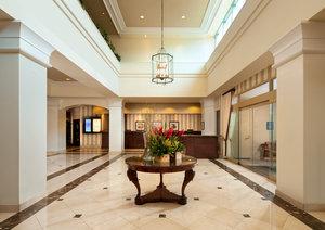 Lobby - Sheraton Hotel Fairplex Pomona