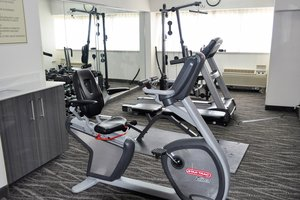 Fitness/ Exercise Room - Comfort Inn Riverview Charleston