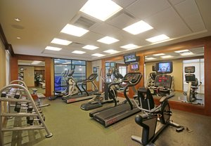 Fitness/ Exercise Room - SpringHill Suites by Marriott North Charleston