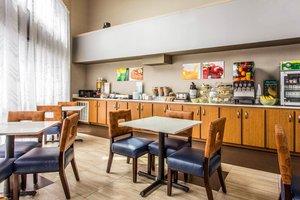 Restaurant - Quality Inn Fort Mill