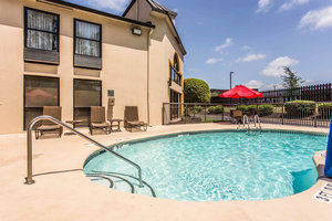 Pool - Quality Inn Fort Mill