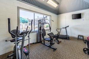 Fitness/ Exercise Room - Quality Inn Simpsonville