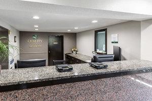 Lobby - Quality Inn Simpsonville