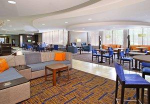 Lobby - Courtyard by Marriott Hotel Mt Arlington