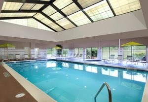 Fitness/ Exercise Room - Courtyard by Marriott Hotel Mt Arlington