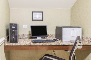 Conference Area - Comfort Inn & Suites Greenwood