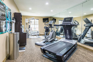 Fitness/ Exercise Room - Comfort Inn & Suites Greenwood