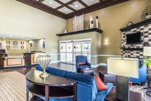 Lobby - Comfort Inn & Suites Greenwood