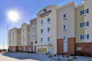 Exterior view - Candlewood Suites Northeast Kansas City
