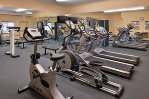 Fitness/ Exercise Room - Candlewood Suites Northeast Kansas City