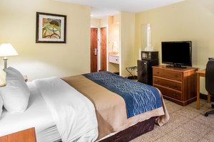 Room - Quality Inn Darien