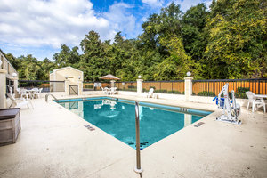 Pool - Quality Inn Darien
