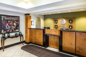Lobby - Quality Inn Darien