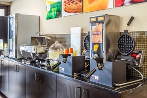 Restaurant - Quality Inn Walterboro