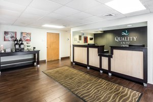 Lobby - Quality Inn Walterboro
