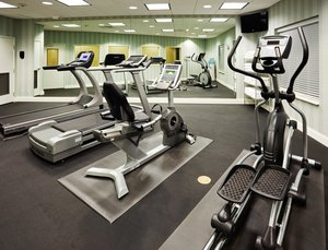 Fitness/ Exercise Room - Holiday Inn Express Hotel & Suites Mt Pleasant