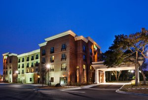 Exterior view - Holiday Inn Express Hotel & Suites Mt Pleasant