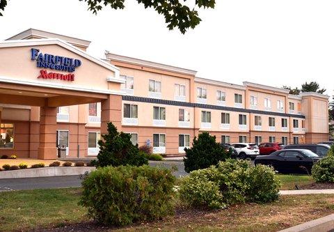 Fairfield Inn by Marriott Hartford Airport