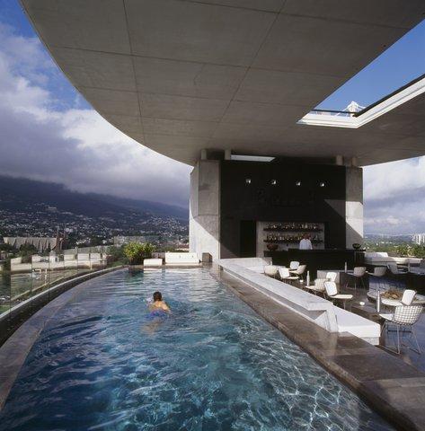 Pool City View