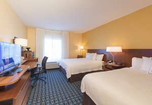 Room - Fairfield Inn by Marriott Lexington Park