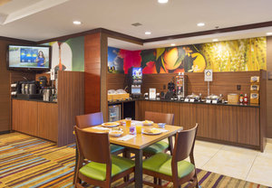 Restaurant - Fairfield Inn by Marriott Lexington Park