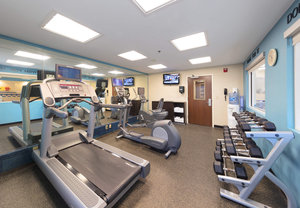 Fitness/ Exercise Room - Fairfield Inn by Marriott Lexington Park