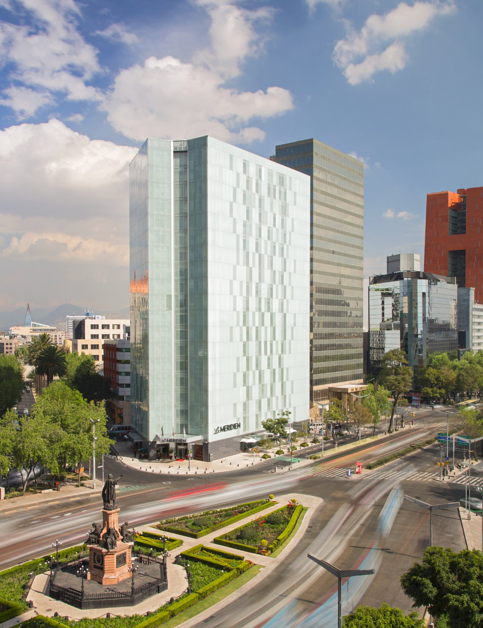 Meetings And Events At Le Meridien Mexico City Mexico City Mx
