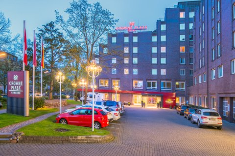 Crowne Plaza ® Hotel Hamburg-City Alster