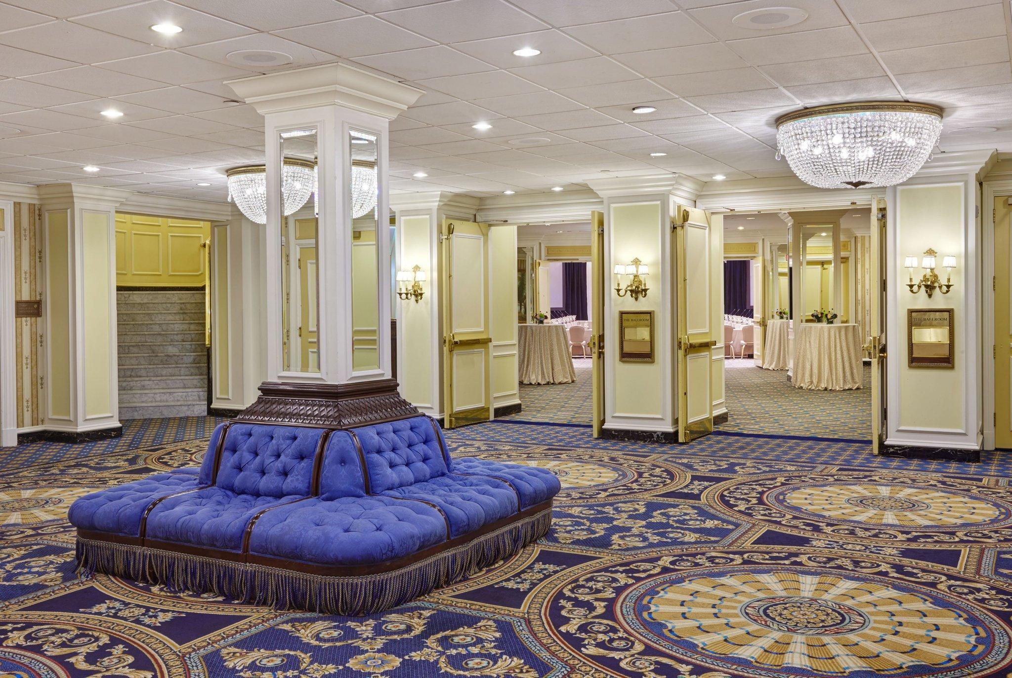 Meetings And Events At Willard Intercontinental Washington Dc