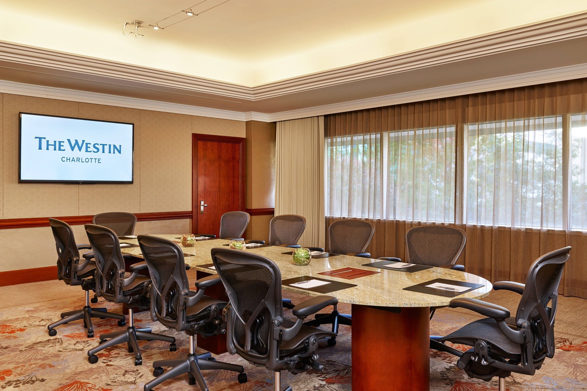 Image result for westin hotel charlotte meeting