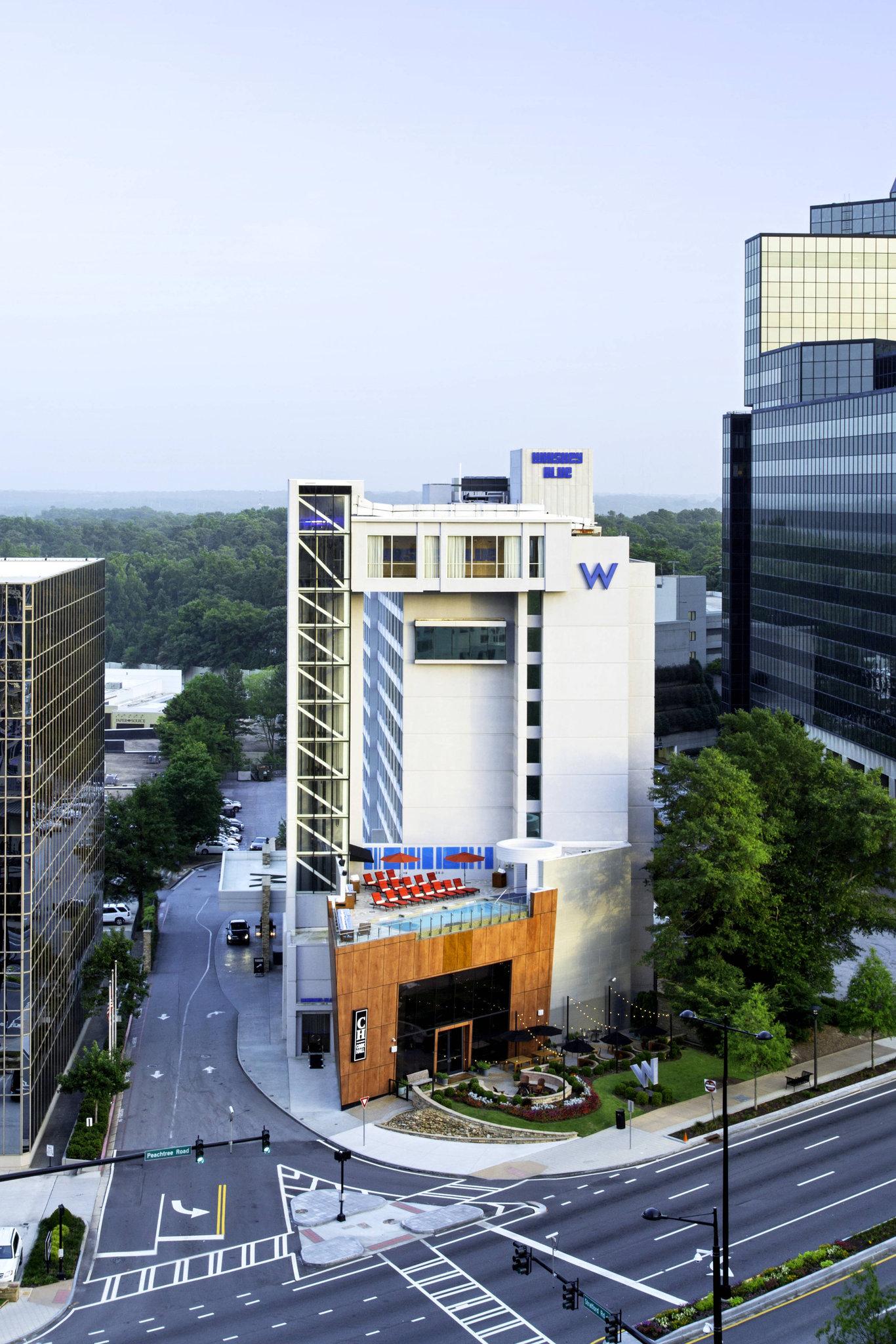 2b2b852292 Meetings and events at W Atlanta - Buckhead