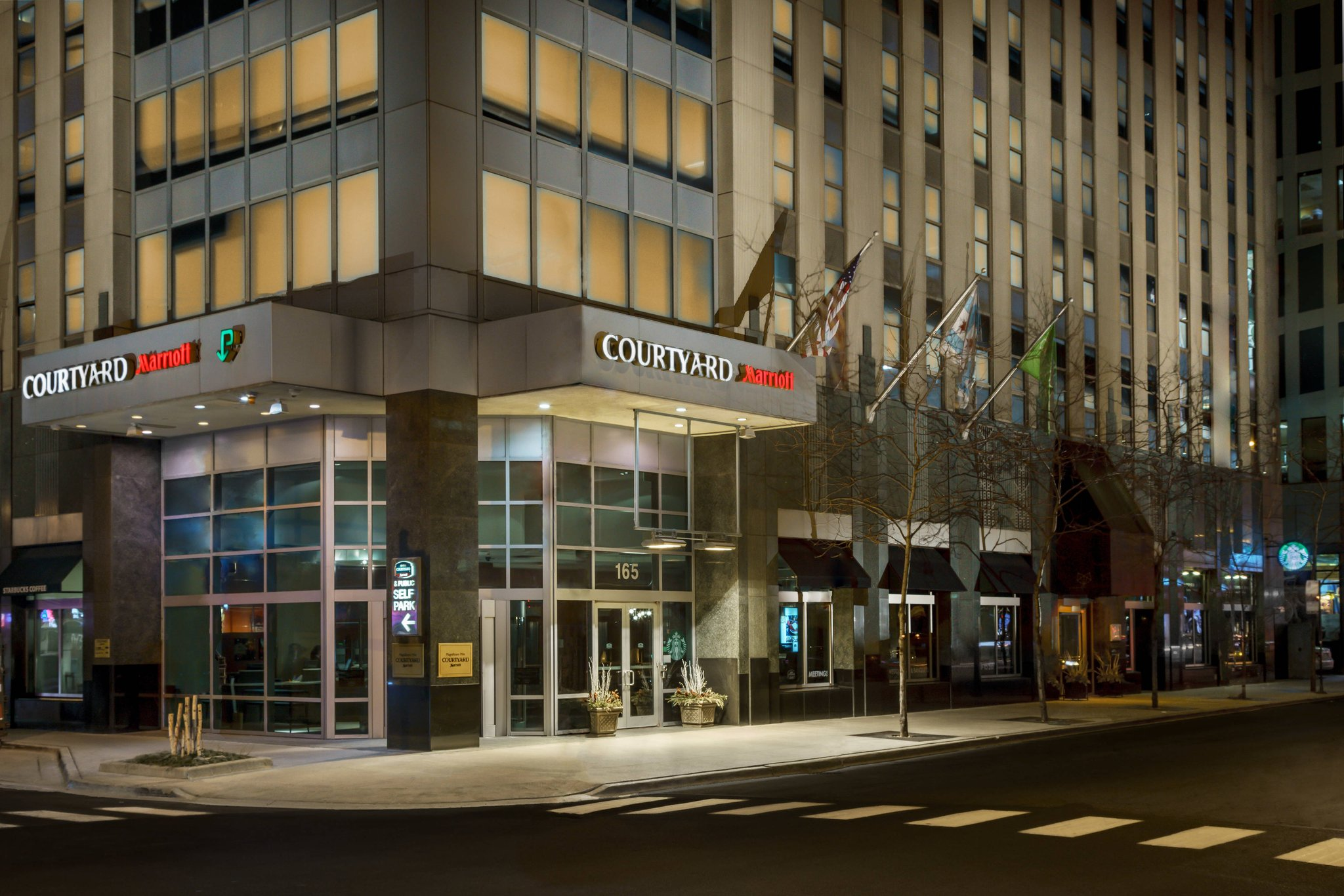 Meetings And Events At Courtyard Chicago Downtown
