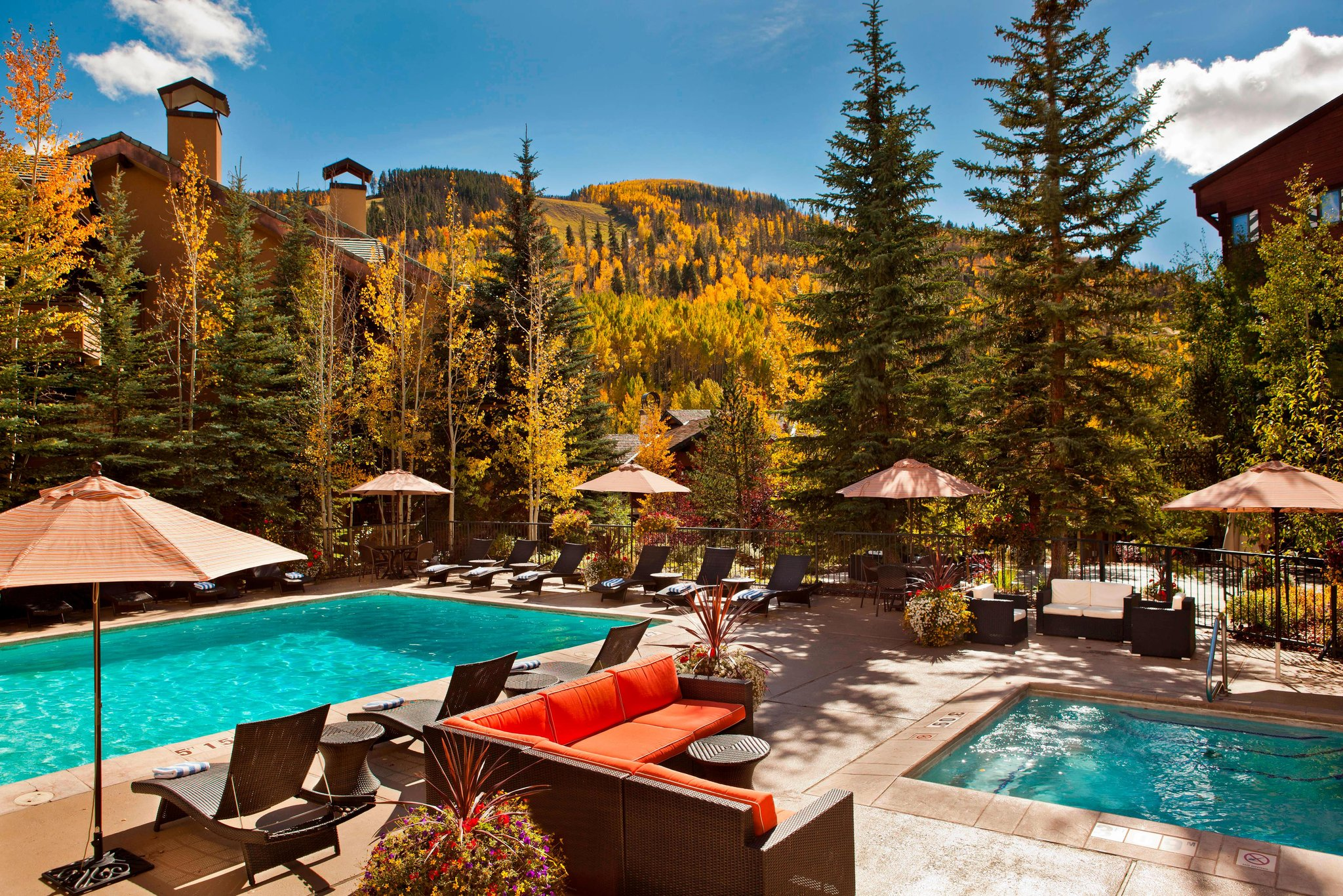 meetings and events at vail marriott mountain resort, vail, co, us