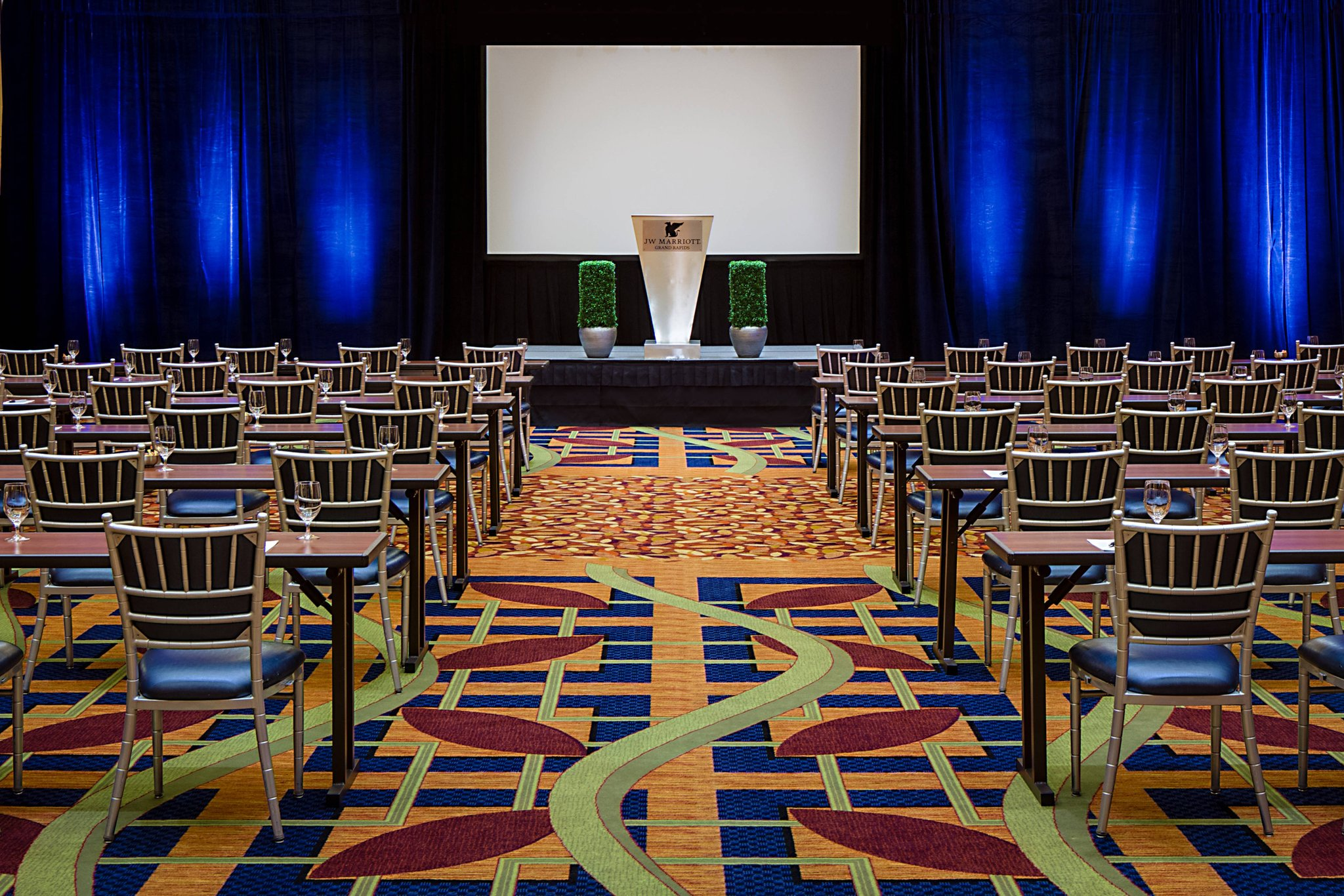 meetings and events at jw marriott grand rapids, grand rapids, mi, us