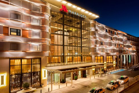 Madrid Marriott Auditorium Hotel & Conference Center