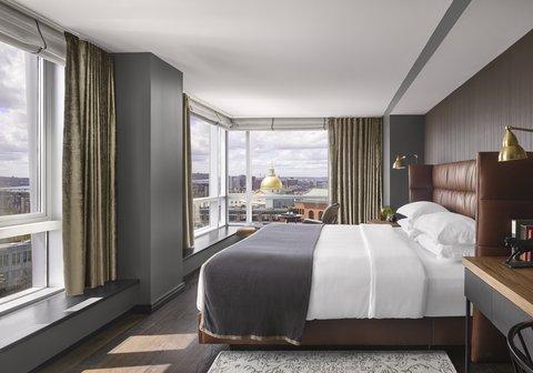 Kimpton Nine Zero Hotel - Luxury Transformation
