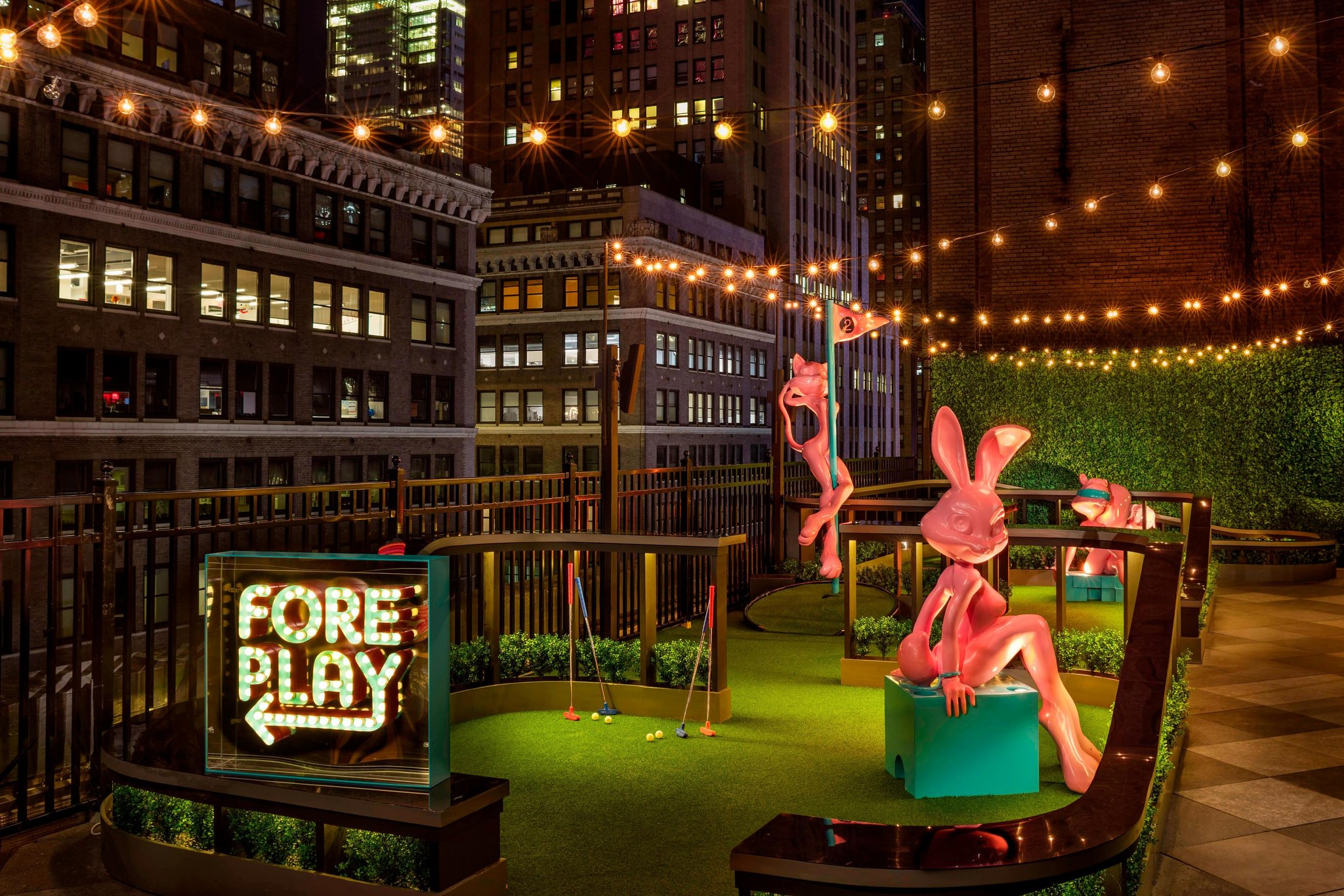 Meetings and Events at Moxy NYC Times Square, New York, NY, US