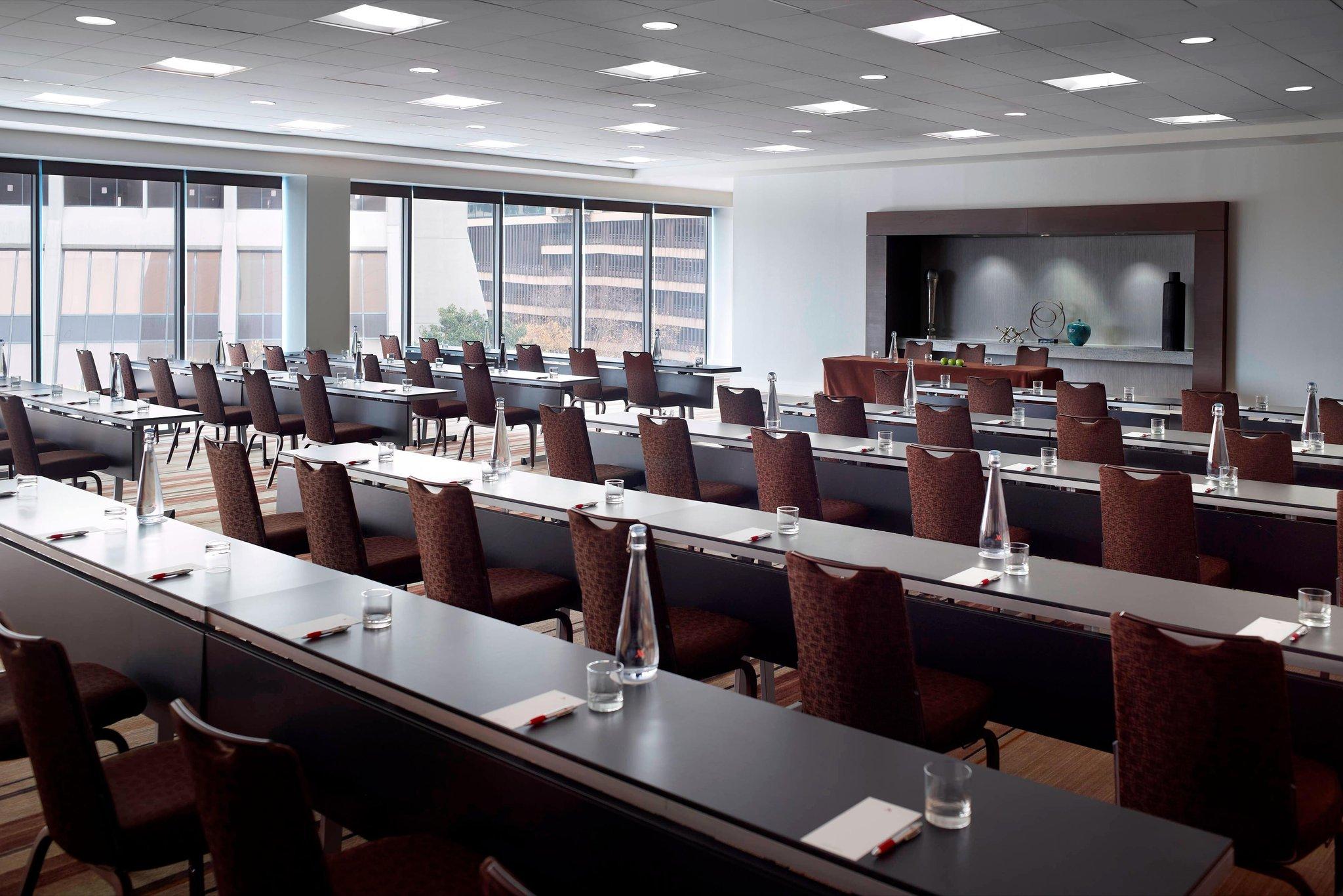 Meetings and events at Atlanta Marriott Marquis, Atlanta, GA, US