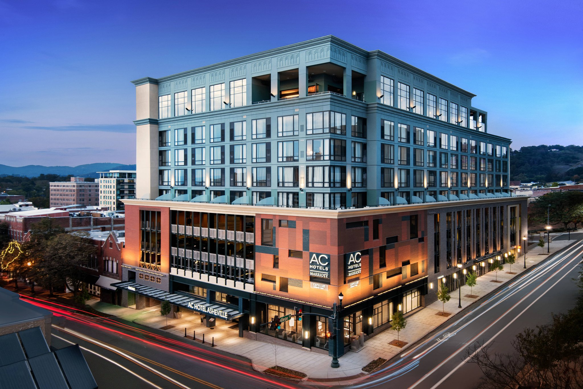 Hotels In Asheville Nc >> Meetings And Events At Ac Hotel Asheville Downtown Asheville Nc Us