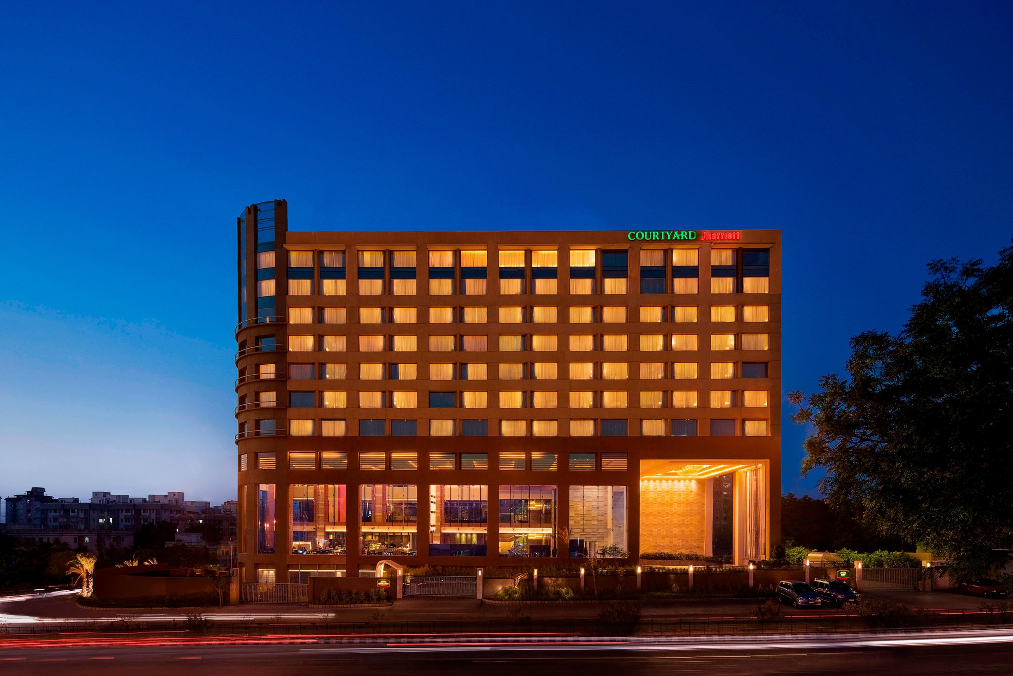 Meetings and events at Courtyard Ahmedabad, Ahmedabad, IN