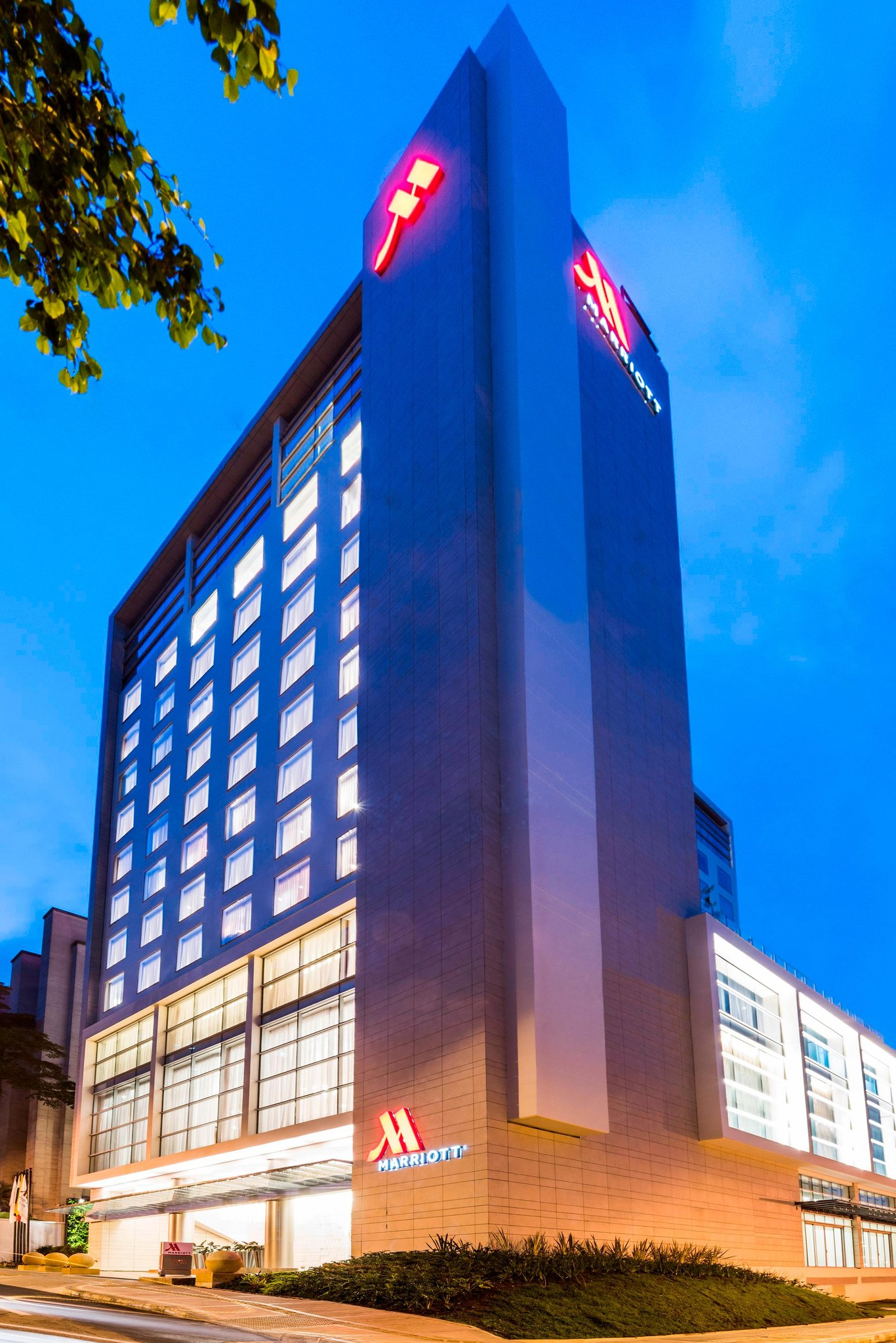 Meetings and events at Medellin Marriott Hotel 0e9199be31e