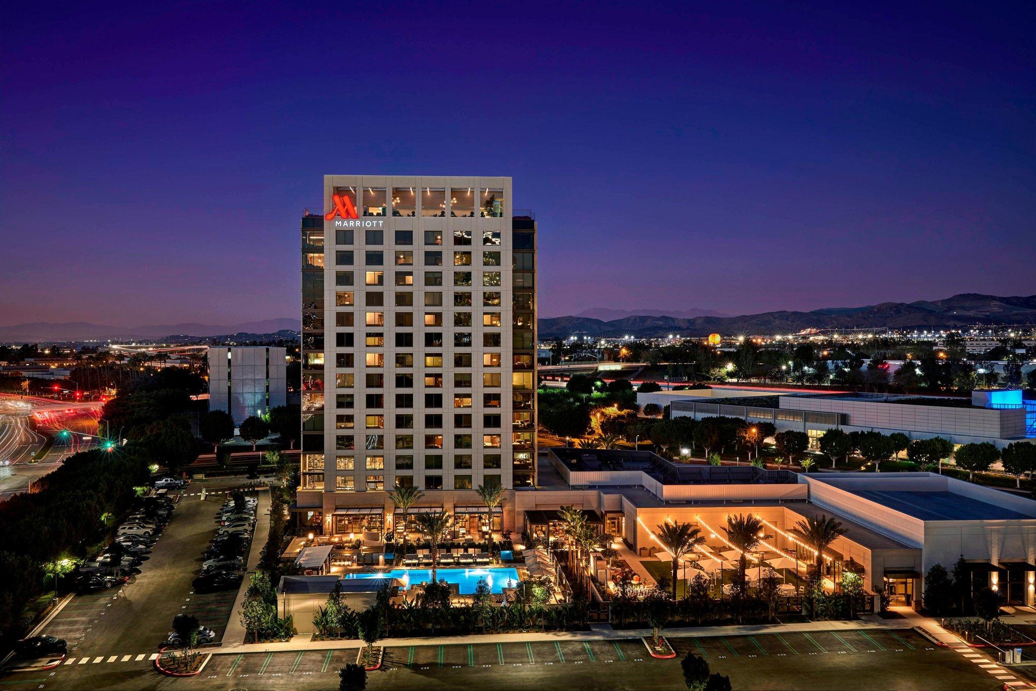 Meetings And Events At Marriott Irvine Spectrum Irvine Ca Us