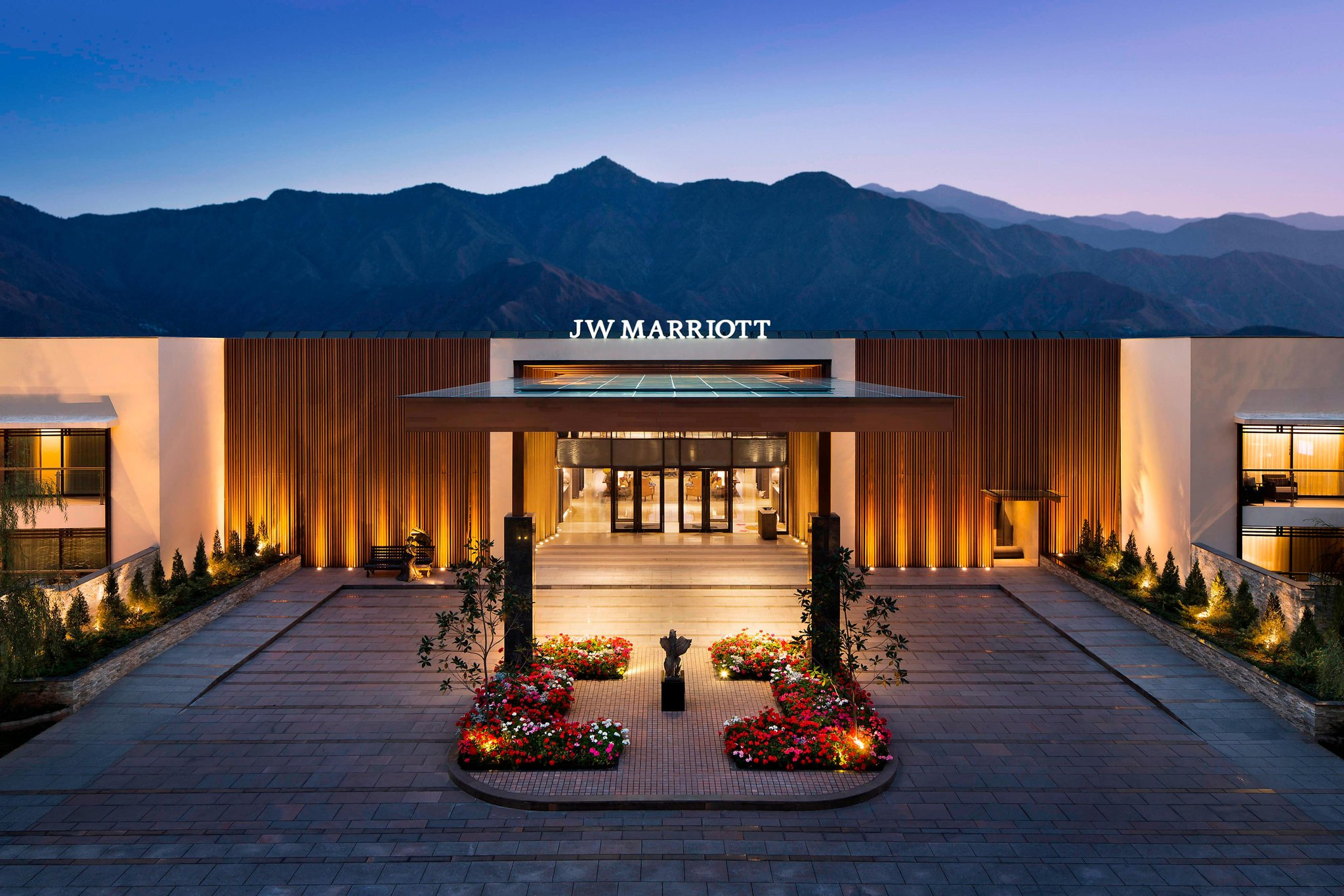 Meetings and Events at JW Marriott Mussoorie Walnut Grove Resort ...