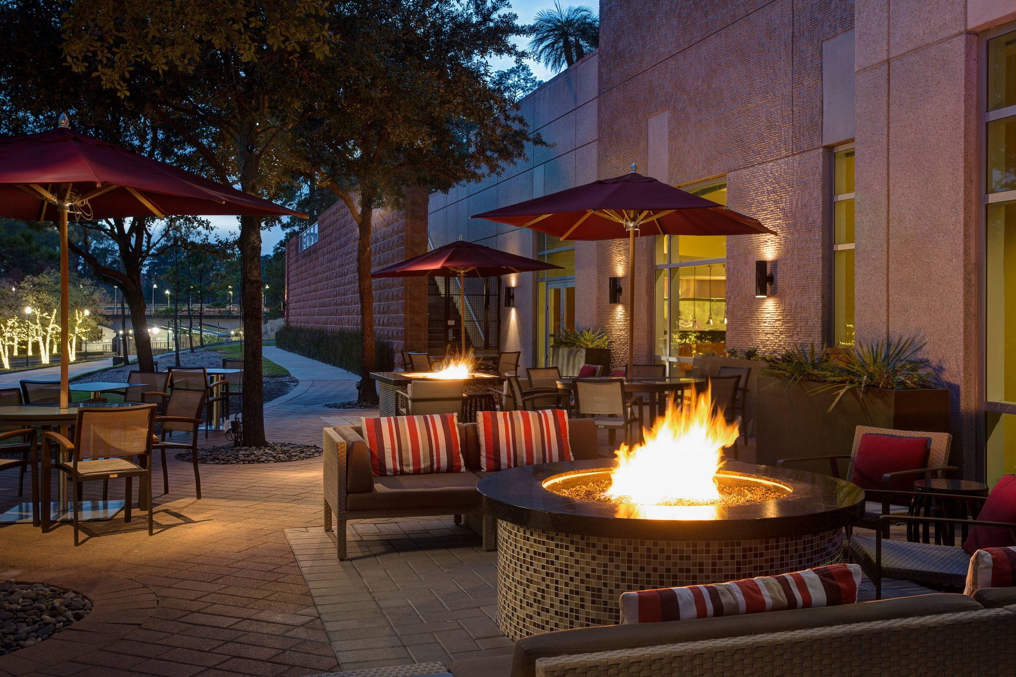 hotels the woodlands tx